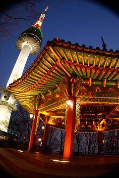 N. Seoul Tower, Korea
