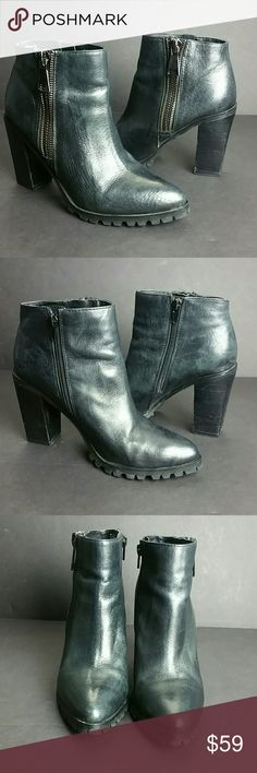 STEVE MADDEN NOLLAN WOMEN BOOT IN GOOD CONDITION   SKE # NNPO Steve Madden Shoes Ankle Boots & Booties