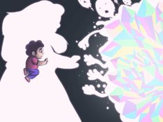Steven universe- the cluster steven universe вселенная стиве Steven Universe Pictures, Universe Images, Universe Art, Steven Universe Spoilers, Steven Universe Gem, Star Vs The Forces Of Evil, Kawaii, Force Of Evil, Disney Fan Art