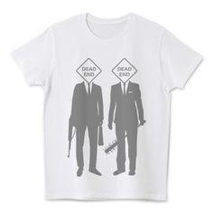 dead end | デザインTシャツ通販 T-SHIRTS TRINITY(Tシャツトリニティ)