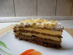 Vitéz torta recept fotó