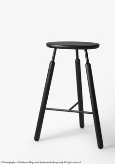 Barstool NA4 by &tradition at Bodie and Fou — Bodie and Fou - Award-winning inspiring concept store