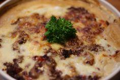 Soija-kesäkurpitsa lasagne !