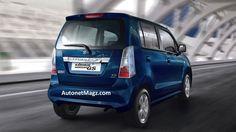 Suzuki Karimun Wagon GS belakang