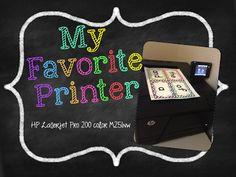 My Favorite Printer