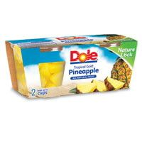 55¢ off DOLE® Frozen Fruit single-serve cups