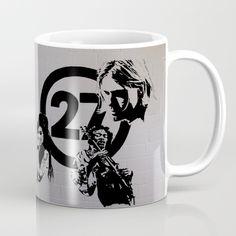 27 CLUB mug by ARTito
