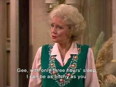 "26 Hilarious Things Rose Nylund Said On ""The Golden Girls"" – Best Quotes Golden Girls Meme, The Golden Girls, Betty White, Girl Memes, Girl Quotes, Tv Quotes, Crush Quotes, Movie Quotes, Funny Quotes"