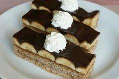 Banány v čokoládě Tiramisu, Waffles, Deserts, Treats, Breakfast, Cake, Ethnic Recipes, Sweet, Food