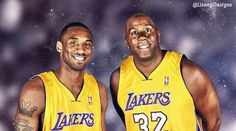 Best two lakers ever