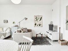 Agencement studio , meubles grande distribution et récup <3