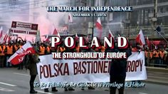 Poland's PM on migrants, 24-05-17 * March For Europe 2016 * V4 - The All...