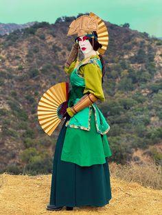 Eugene Lee Yang, Avatar Cosplay, Try Guys, Princess Zelda, Avatar Halloween, Costumes, Thomas Sanders, Pretty, Fictional Characters