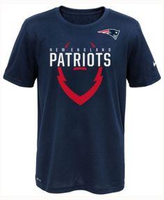 513688c563b Nike Kids' New England Patriots Icon T-Shirt, Big Boys (8-20) & Reviews -  Sports Fan Shop By Lids - Men - Macy's