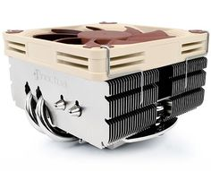 Noctua Launches NH-L9x65 Low-profile CPU Cooler and NF-A6x25 PWM Fan
