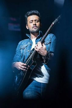 Greatest and sensational singer of all the time !!! #TheAtifAslam