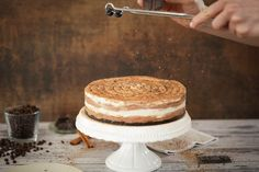 Sallys Rezepte - Cappuccino Schokoladenkuchen ohne Backen / No Bake Cappuccino Chocolate Cheesecake