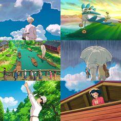 """The Wind Rises """"Le vent se leve... Il faut tenter de vivre""""  De wind steekt op... hij poogt te leven"""