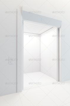 Modern Elevator ...  3d, architecture, building, contemporary, corridor, design, doorway, elegance, elevator, entrance, floor, gate, hall, home, hotel, illuminated, illustration, indoors, interior, lift, lobby, modern, new, nobody, objects, office, open, render, rendering, room, structure, style, transportation, waiting, wall, white