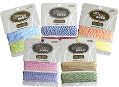 Jillibean Soup Mega Twine Pack.  ONLY $6.99 at www.peachycheap.com!