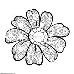 Lily Flower Coloring Pages 1 Ultimate Coloring Pages Pinterest
