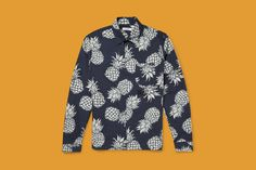 The Vacation-Inspired Shirt You Could Get Away With At the Office