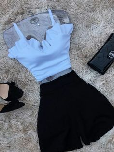Cute Dresses For After Prom Tumblr Outfits, Mode Outfits, Short Outfits, Fashion Outfits, Womens Fashion, Cute Summer Outfits, Classy Outfits, Stylish Outfits, Spring Outfits
