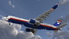 Avteam Boeing 757-200 Minecraft Project Minecraft Modern, Minecraft Pictures, Minecraft Plans, Minecraft House Designs, Minecraft Funny, Amazing Minecraft, Minecraft Blueprints, Minecraft Creations, Minecraft Projects