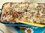 Smokey bacon and chicken mac and cheese Mac And Cheese Pasta, Macaroni Cheese Recipes, Pork Recipes, Pasta Recipes, Cooking Recipes, Quick Family Meals, Kids Meals, What Katie Ate, Lasagna Casserole