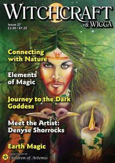 Witchcraft&Wicca Magazine Issue 27