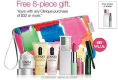 The last Clinique promotion in 2014: Lord & Taylor bonus time. http://clinique-bonus.com/other-us-stores/