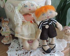 Купить Озорной мальчишка ароматизированная авторская кукла. - рыжий, ароматизированная кукла, ароматизированная игрушка
