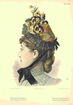 Women S Fashion Dresses Online Victorian Hats, Victorian Costume, Victorian Fashion, Tour Eiffel, Decades Fashion, 1850s Fashion, Older Women Fashion, Period Costumes, Steampunk Clothing