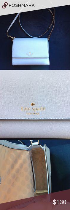 Kate Spade Crossbody Baby Blue Kate Spade Crossbody Bag kate spade Bags Crossbody Bags