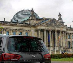 Ein echtes Wahrzeichen im Berliner Straßenverkehr. Der SEAT Alhambra. #seat #alhambra #seatlovers #reichstag #bundestag #photooftheday #photography #seatniederlassungberlin #autosfürdiehauptstadt