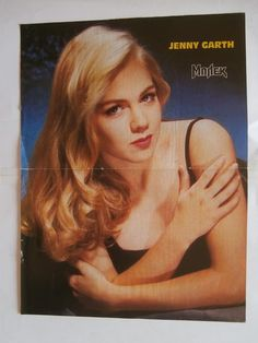 Jenny Garth Whitney Houston Poster from Greek Mags clippings 1970s 1990s   eBay