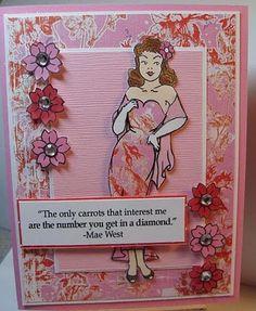 JLH Designs: April 2010 Mae West, Bombshells, Frame, Design, Home Decor, Picture Frame, Decoration Home, Room Decor