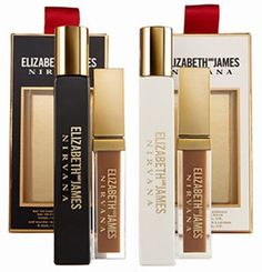 Elizabeth and James Nirvana expands to include lipgloss! Swoon!  Check it out