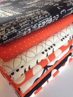 SALE Comma quilt or craft fabric bundle by Zen Chic for Moda- Fat Quarter Bundle, 9 total on Etsy, $22.00