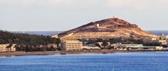 CANARIAS  FOTOS   Canary Islands Photos: Bahia de Gando en Gran Canaria