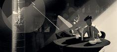 *** - Joshua Harvey - Direction, Design, Animation