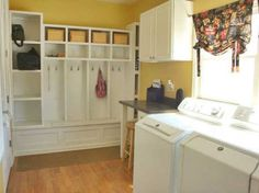 """You had me at """"laundry room..."""""""