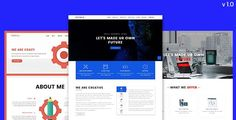 Monga - Multipurpose Bootstrap Templates - Business Corporate