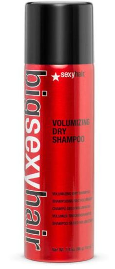 Product Review: Big Sexy Hair Volumizing Dry Shampoo: Big Sexy Hair Volumizing Dry Shampoo