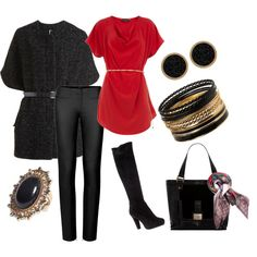 Cute but dressy. Would be good for a uofl game