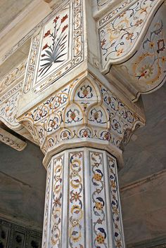 Red Fort, Agra, India by Mike Gadd, via Flickr
