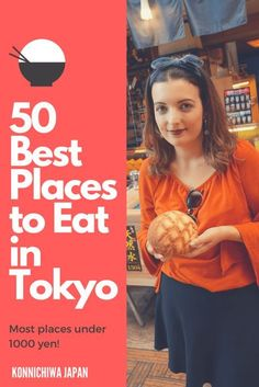 50 Best Places to Eat in Tokyo Pin 1