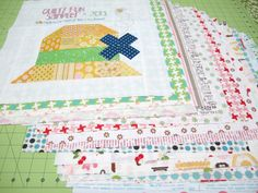 Bee In My Bonnet: The Quilty Fun Sew Along - Week 20 - The Big Finish!!! ...