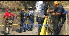 La Asociación de Bomberos Voluntarios del Estado de Michoacán rescató el cuerpo de una persona de aproximadamente 30 años de edad que se encontraba en uno de los vertederos de ...