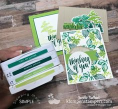 How I Store My Ink Pads | Klompen Stampers